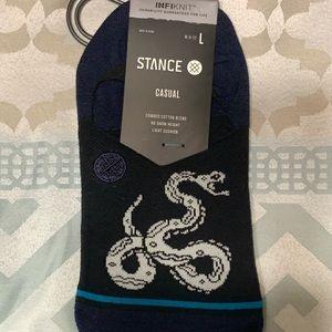 Stance No Show Socks  Mens Sz L Infiknit  BNWT!